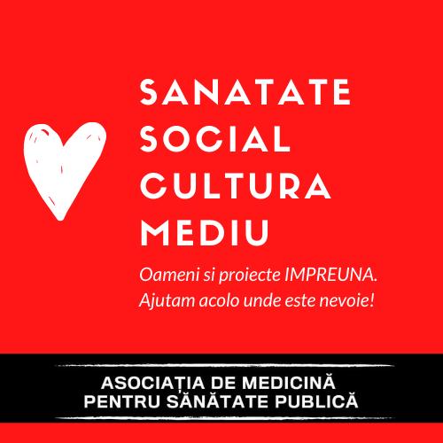 Voluntar in Spital by Asociatia de Medicina pentru Sanatate Publica powered by La Taica Lazăr MAGAZIN de Caritate